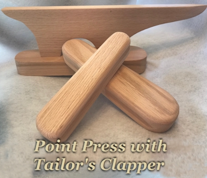 Point Press with Tailor's Clapper